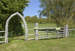Heathfield Farm camping grounds