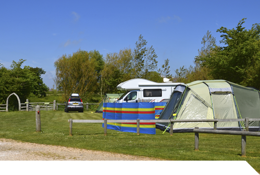 Isle of Wight camping park