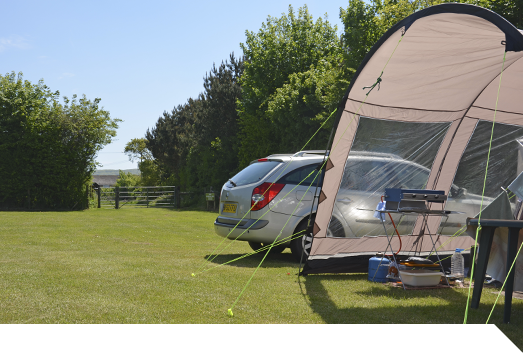 camping sites on the Isle of Wight