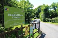 Heathfield Farm Camping Park Gallery
